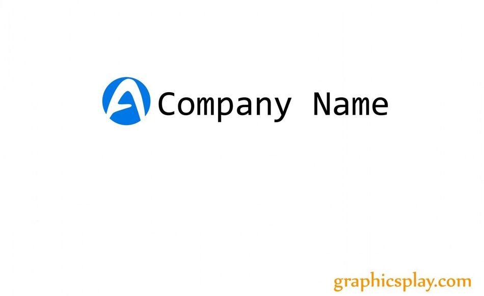 Logo Vector Template ID - 2347 1