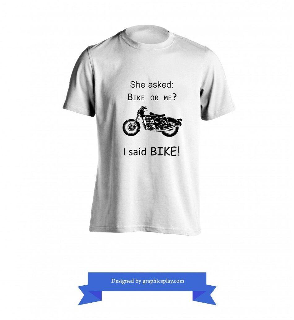 T-Shirt Design Vector ID-2015 1