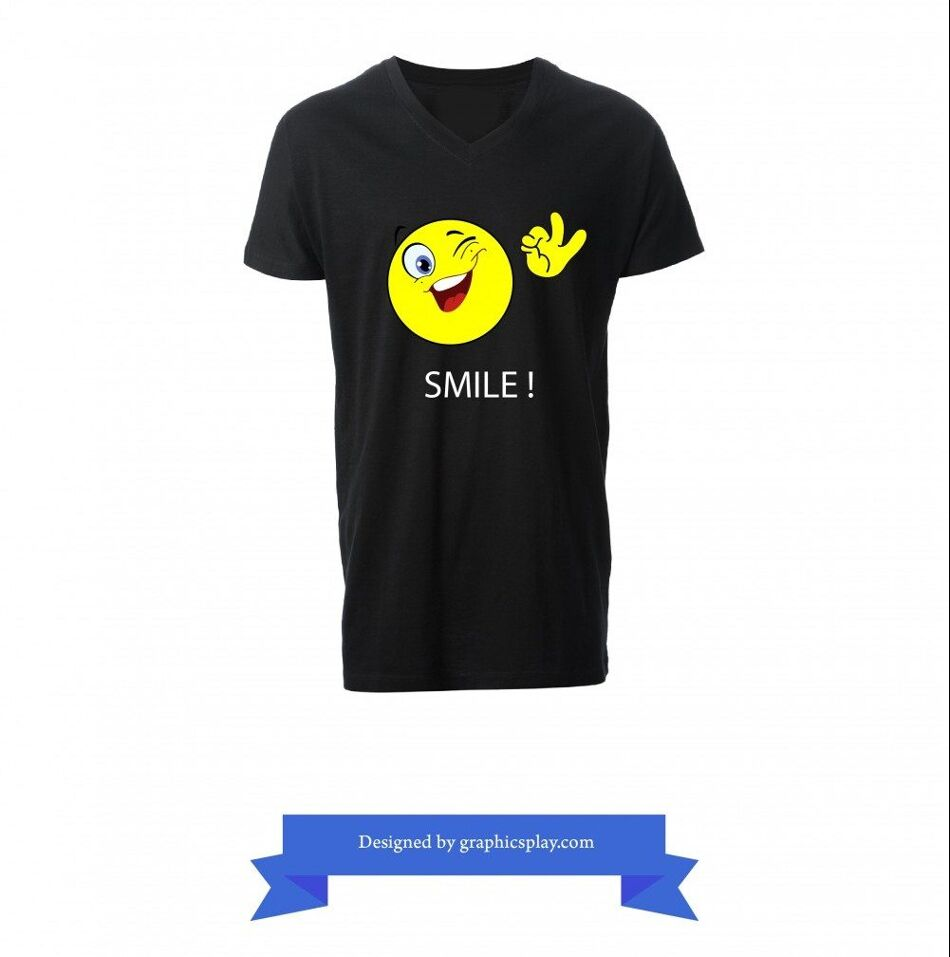 T-Shirt Design Vector ID-2043 1