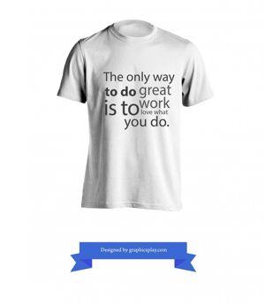 T-Shirt Design Vector ID-2100 4