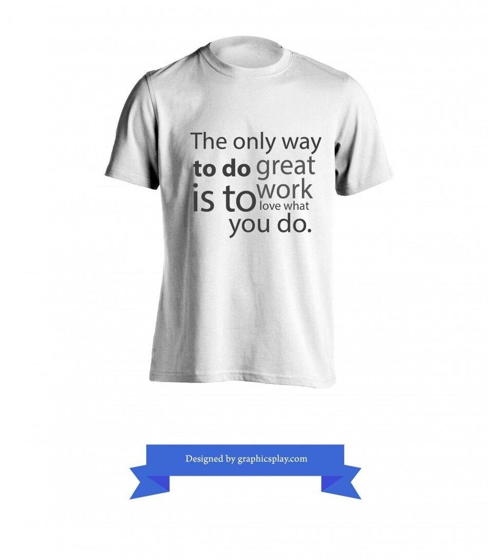T-Shirt Design Vector ID-2100 1