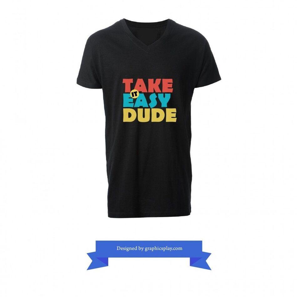 T-Shirt Design Vector ID-2104 1
