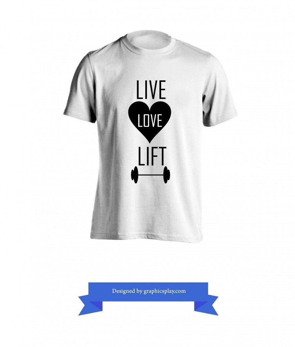 T-Shirt Design Vector ID-2124 1
