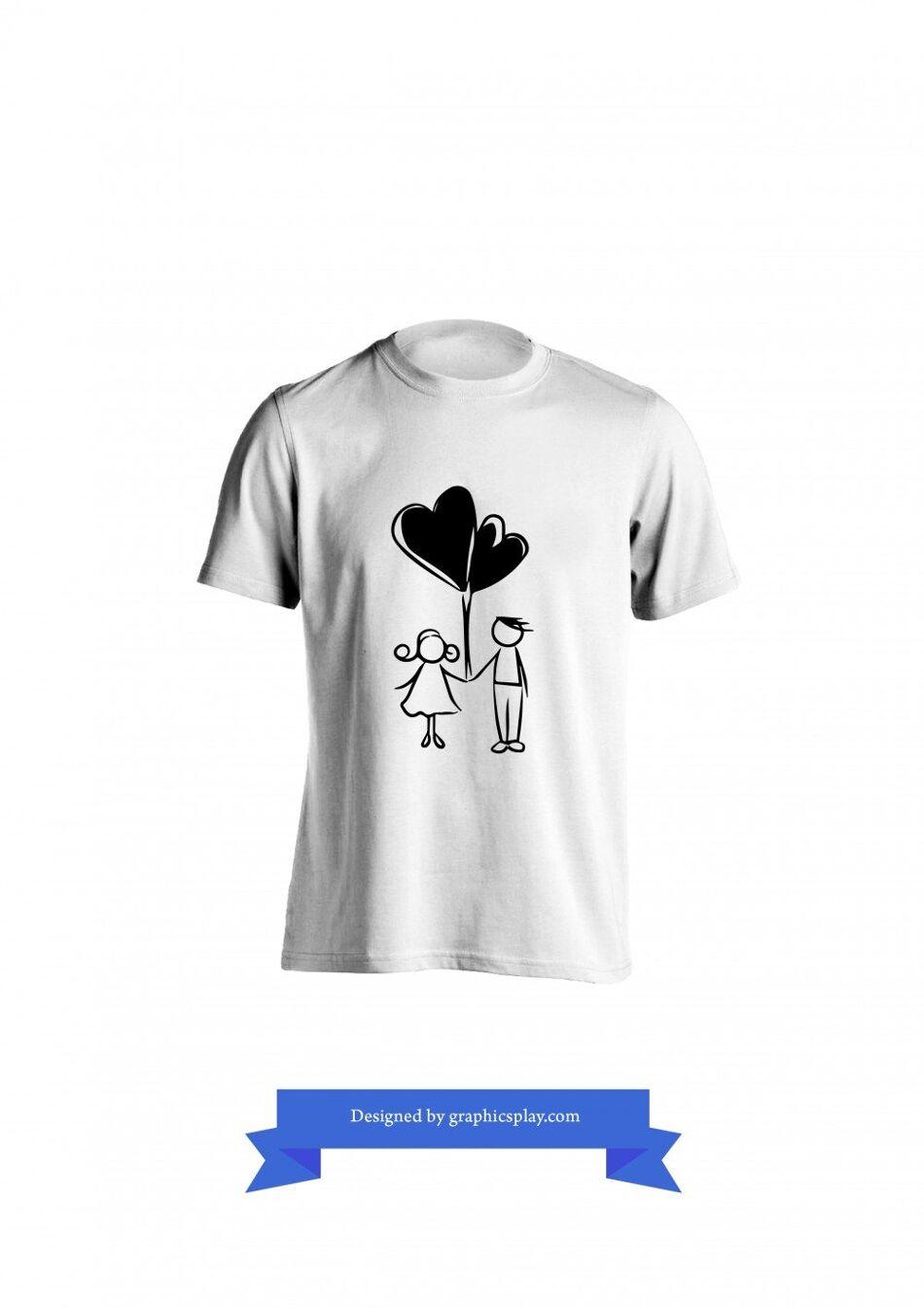 T-Shirt Design Vector ID-1893 1