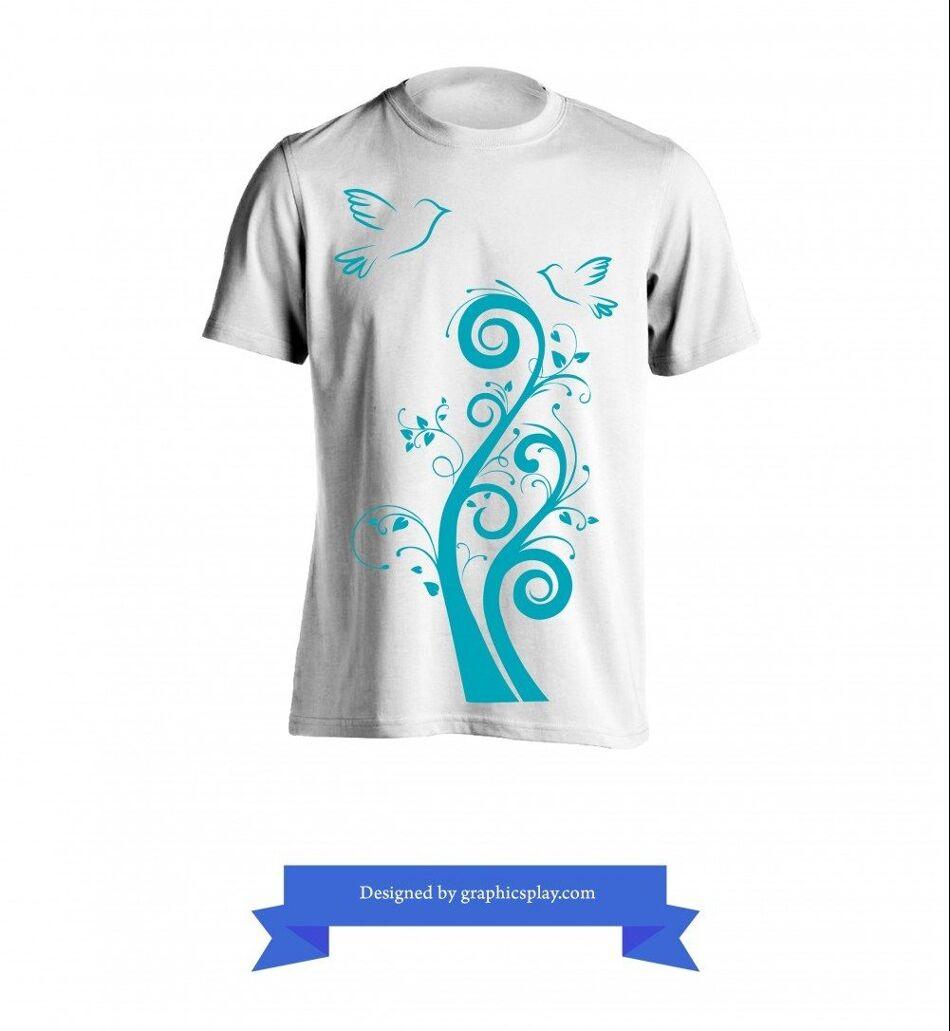 T-Shirt Design Vector ID-2010 1