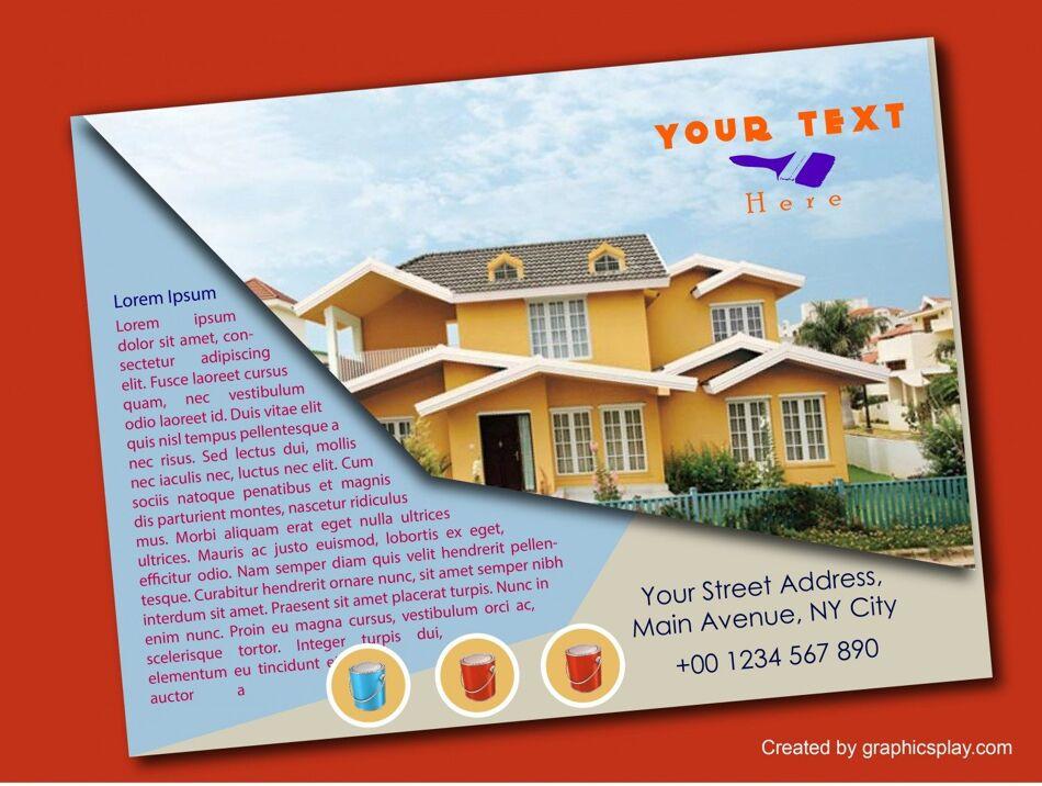 Flyer Design Template ID - 3096 1