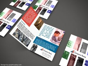 Brochure Design Template ID - 3473 4