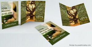 Brochure Design Template ID - 3516 13