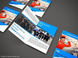 Brochure Design Template ID - 3534 12