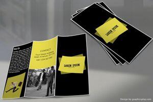 Brochure Design Template ID - 3537 18