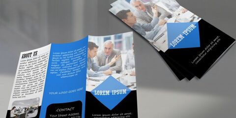 Brochure Design Template ID - 3561 7