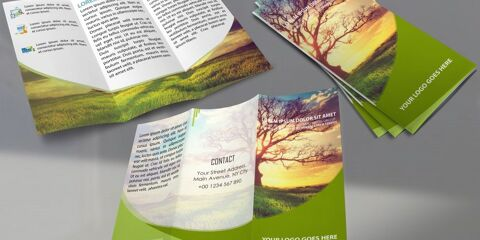 Brochure Design Template ID - 3586 9