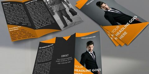 Brochure Design Template ID - 3587 7