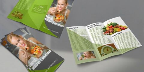 Brochure Design Template ID - 3588 3