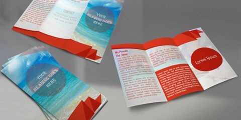 Brochure Design Template ID - 3589 8