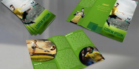 Brochure Design Template ID - 3613 4