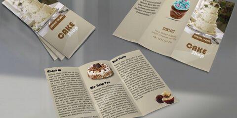 Brochure Design Template ID - 3612 5