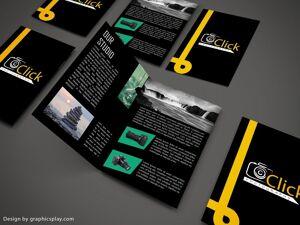 Brochure Design Template ID - 3474 5