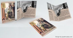 Brochure Design Template ID - 3475 7