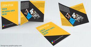 Brochure Design Template ID - 3513 7