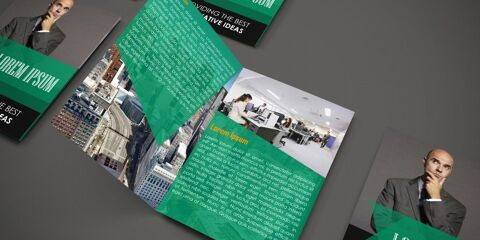 Brochure Design Template ID - 3515 7