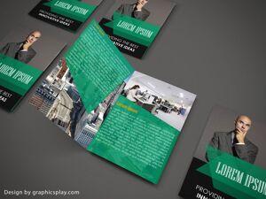 Brochure Design Template ID - 3515 9