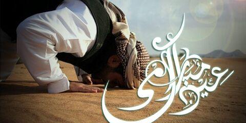 Eid Mubarak Wishes ID - 3887 7