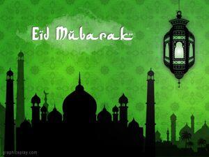 Eid Mubarak Wishes ID - 3955 26