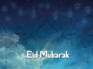 Eid Mubarak Wishes ID -  4155 2