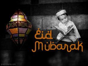 Eid Mubarak Wishes ID - 3894 17