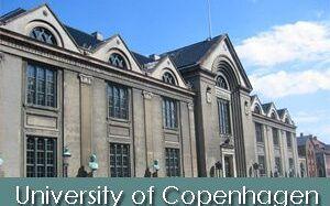 University of Copenhagen PhD Scholarship at Department of Sociology, Denmark