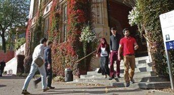 Edward Bramley Excellence Postgraduate Scholarship in UK, 2018