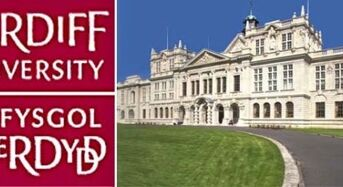 Cardiff Business School Don Barry MBA Scholarship for International Students in UK, 2019