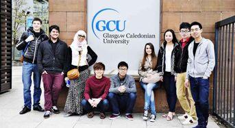 MSc Big Data Technologies Scholarships at GCU in UK, 2018