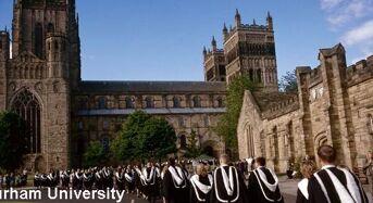 MSc Islamic Finance Scholarships at Durham University in UK, 2018
