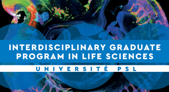 PSL University Interdisciplinary Master Scholarship in Life Sciences for International Students, 2018