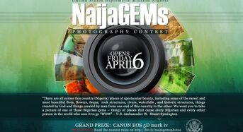 United States Diplomatic Mission in Nigeria NaijaGems Photography Contest, 2018