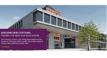 20 Add-OnFellowships for Interdisciplinary Life Science at Joachim Herz Stiftung in Germany, 2018