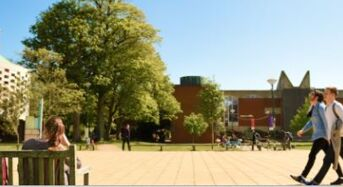 Undergraduate Enrichment Award at University of Sussex in UK, 2018