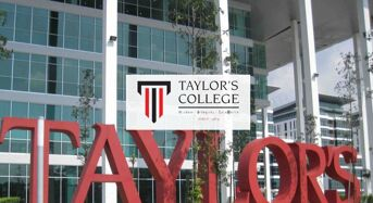 Taylor's College Lakeside Campus Merit Scholarships in Malaysia, 2018