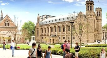 University of Adelaide Global Leaders Scholarship for International Students in Australia, 2019