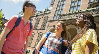 University of Groningen Fund for Students from Developing Countries in Netherlands, 2018