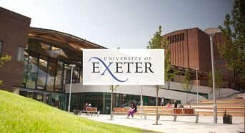 CSM Trust Undergraduate Geology Scholarship at University of Exeter in UK, 2019