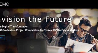 Dell EMC Graduation Project Competition for Senior Undergraduate Students from MENA Regions, 2019