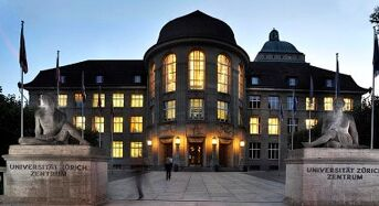 PhD Positions- ESR Fellowships at University of Zürich in Switzerland, 2019