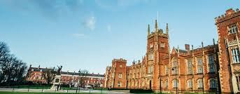 PhD Studentships for UK, EU and International Students at Queen's University Belfast in UK, 2019