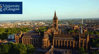 University of Glasgow Green Match sustainability Scholarship in the UK, 2019