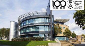 Swansea University Talented Athlete Scholarship Scheme (TASS) in the UK