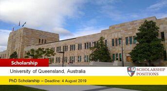Australian Native Seaweed for Diet Diversification PhD Scholarship 2019
