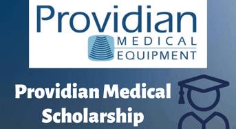 Providian Medical Scholarship